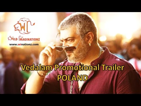 Vedalam Promotional Trailer | Poland