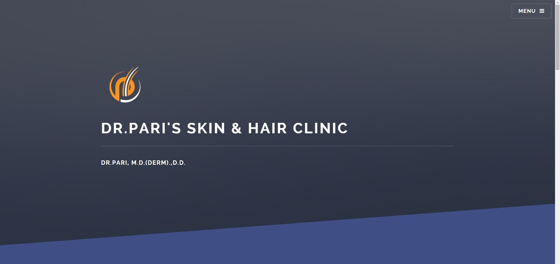 Dermatologist Dr.Pari's Clinic