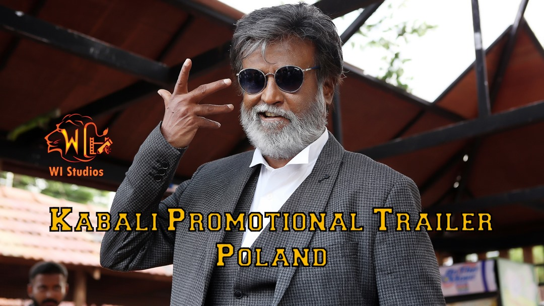Kabali Promotional Trailer | Poland