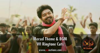 Mersal Theme & BGM – WI Ringtone Cuts