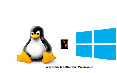 Why Linux Is better than Windows ?