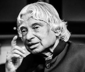Social Media Accounts of APJ Kalam Terminated