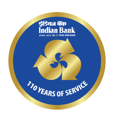 110 Years of INDIAN BANK