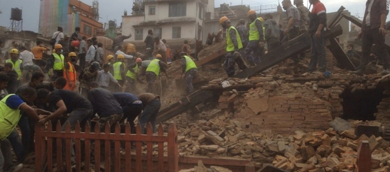 Nepal Earthquake – 1500+ Died . Another Earthquake Expected Soon ?