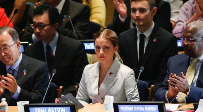 Emma Watson's Spectacular Speech