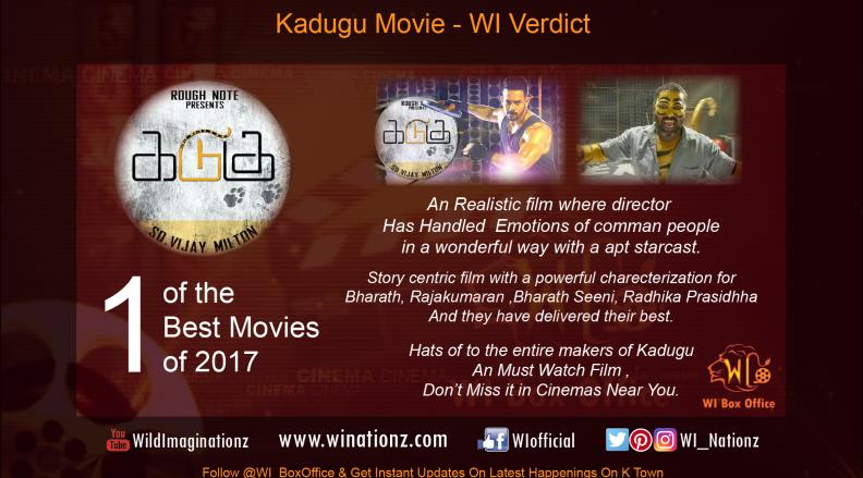 Kadugu – WI Verdict