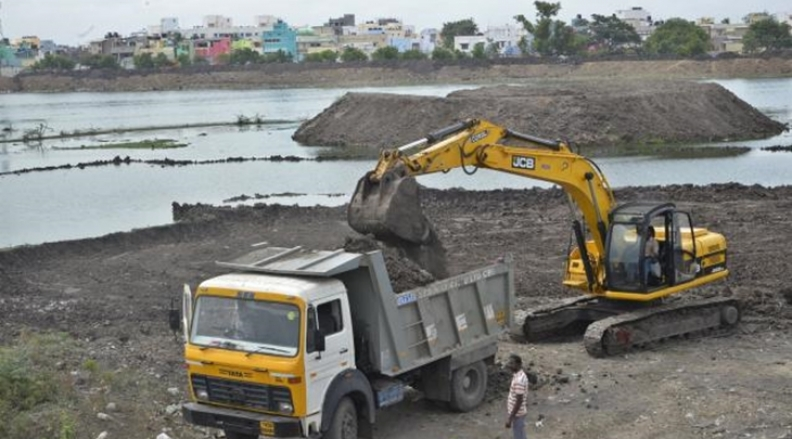Selvachinthamani Tank in Coimbatore to be Restored