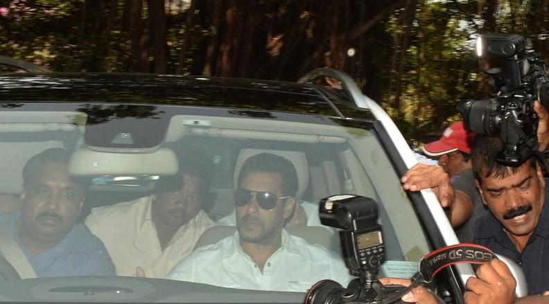 Salman Khan Sentence to 5 Years in Jail