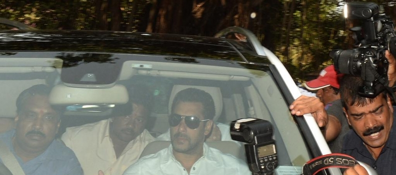 Salman Khan Sentence to 5 Years in Jail