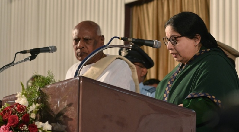 Why is Ms.Jayalalitha's return to the helm of affairs is good for the state ?