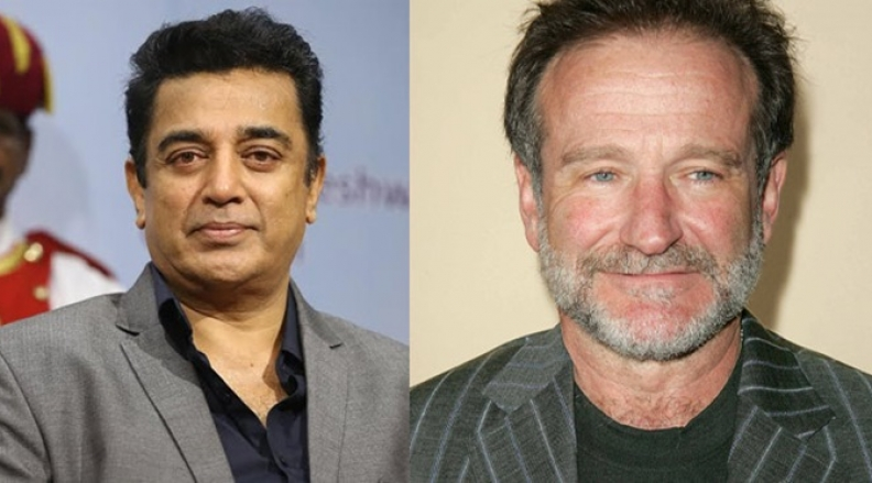 Kamal Hassan Regrets On Robin Williams' Death