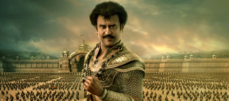 Kochadaiiyaan in Veeram Theme Video Mix