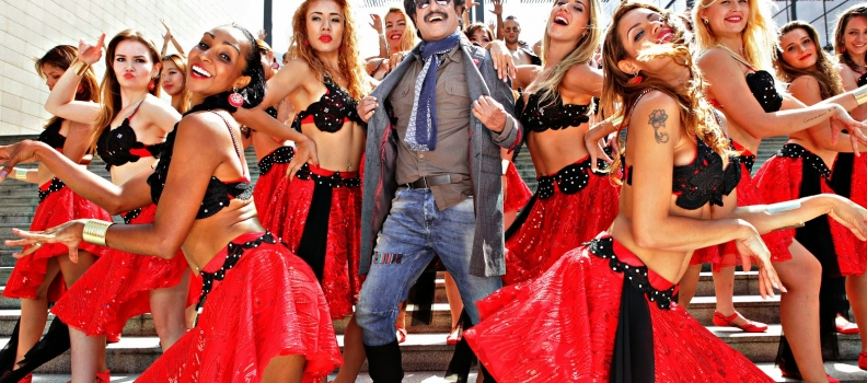 SuperStar Rajini in Lingaa HD Posters