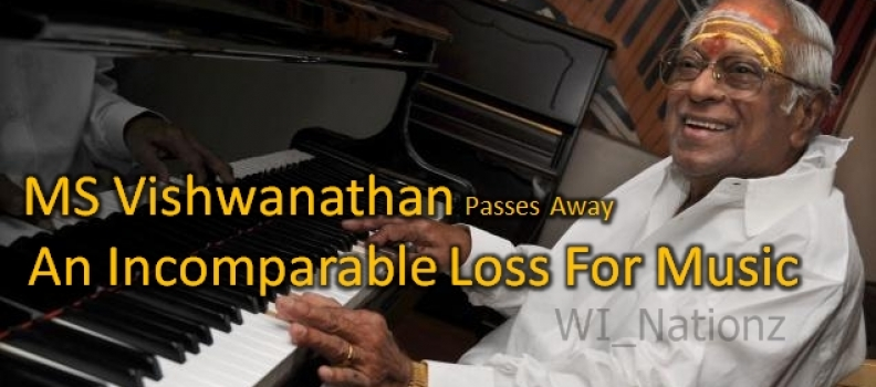 MS Vishwanathan – An Incomparable Loss for Music