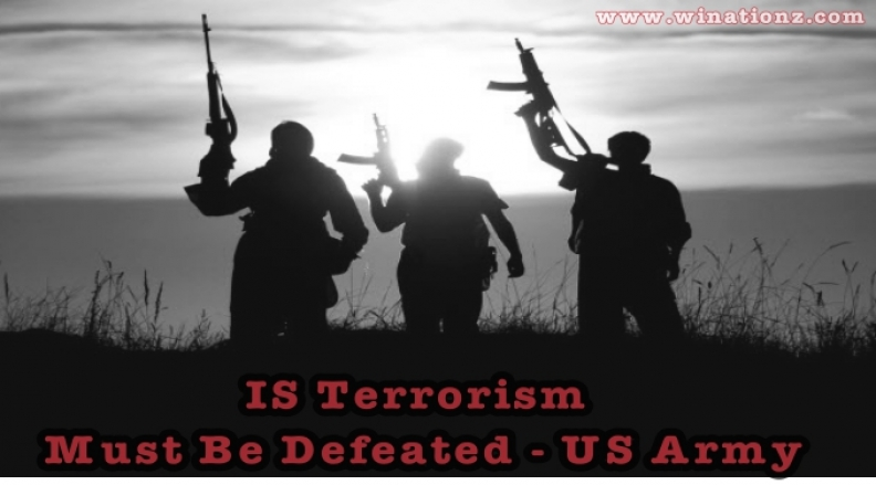 Islamic Terrorists Must Be Defeated – US Army