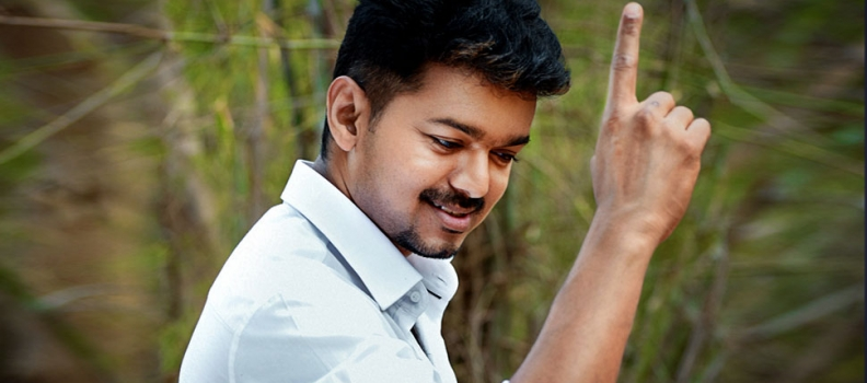 Puli Starts It's Hunt from Vijay B'Day ?
