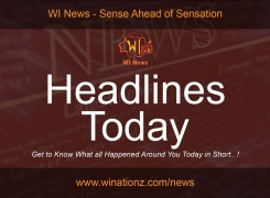 Headlines Today | 24-02-2016