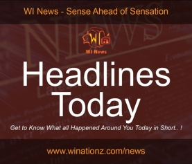 Headlines Today | 22-02-2016
