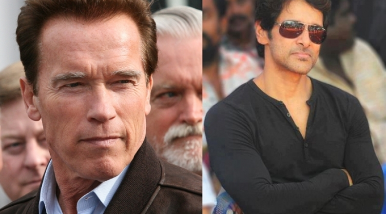 "Arnold – ""I will be there"" for Ai Audio Launch"