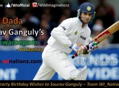 Sourav Ganguly's Vishwaroopam – WI Mashup