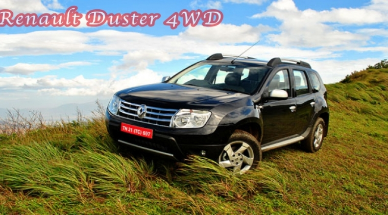 Renault Duster 4WD Coming Soon