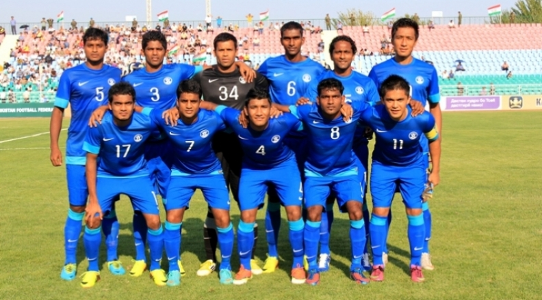 India Beats Pakistan in Friendly Football Match
