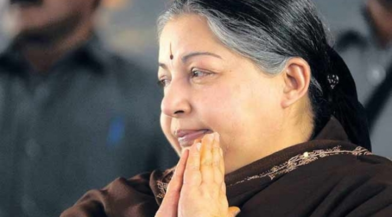 Jayalalitha Jailed for 4 Years & Barred from Election for Next 6 Years