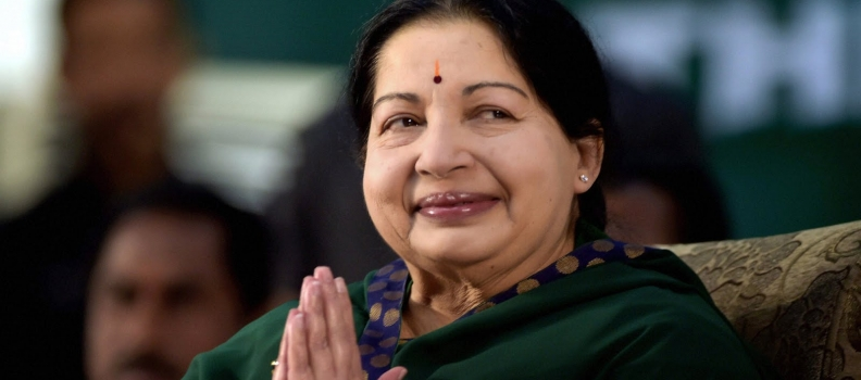 Milestones & Facts of TN's Iron Lady Jayalalitha