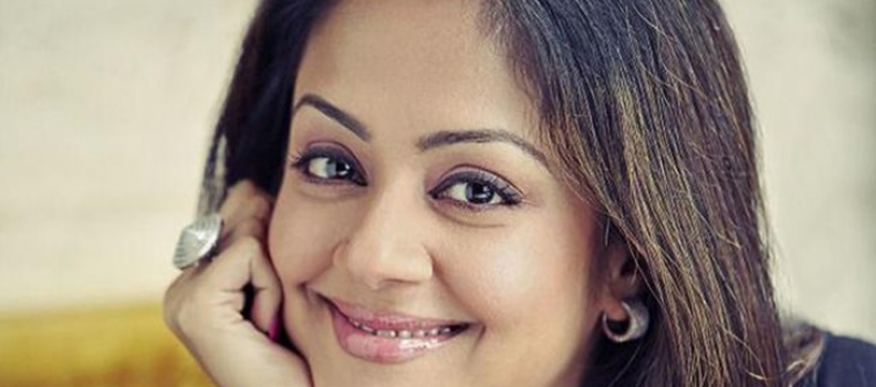 Jyothika Makes a Come Back after 7 Years