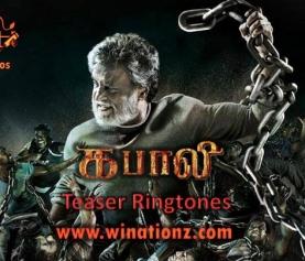 Rajini's Kabali Teaser Ringtone Cuts