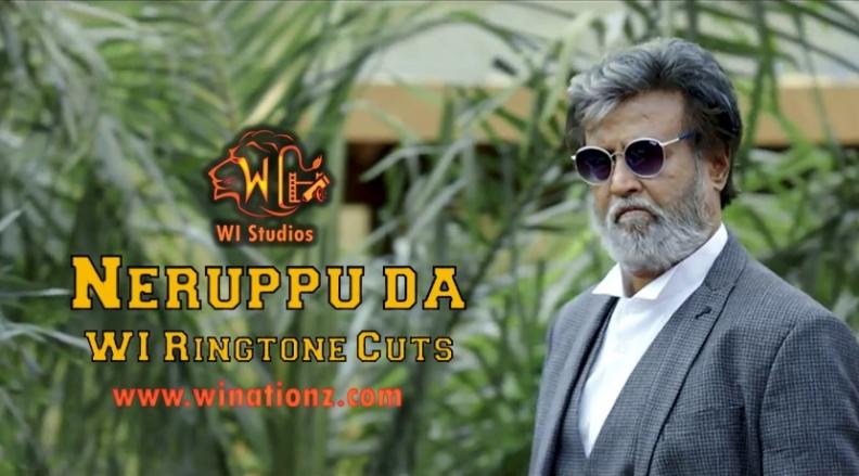Kabali Neruppuda Song Ringtone Cuts