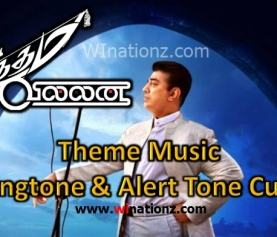 Uttama Villain Theme MP3 Cuts (Ringtones & Alert Tone)