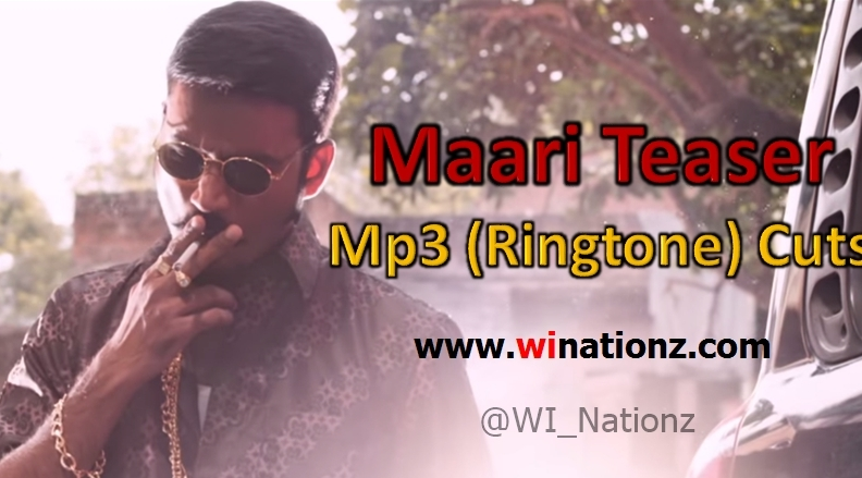 Maari Teaser MP3 Cuts (Ringtones)