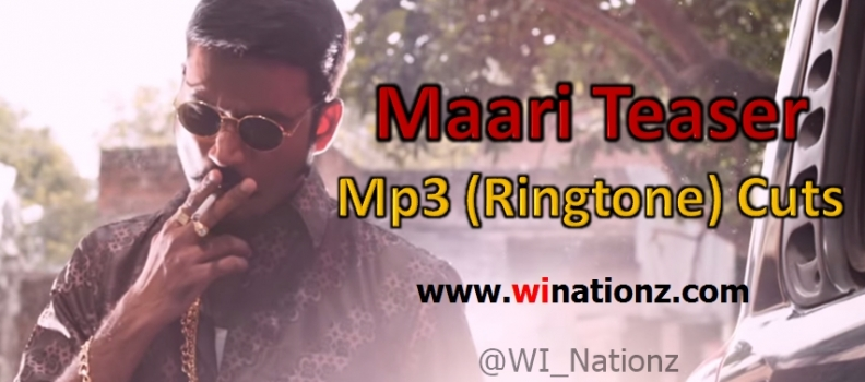 Maari Teaser MP3 Cuts (Ringtones)