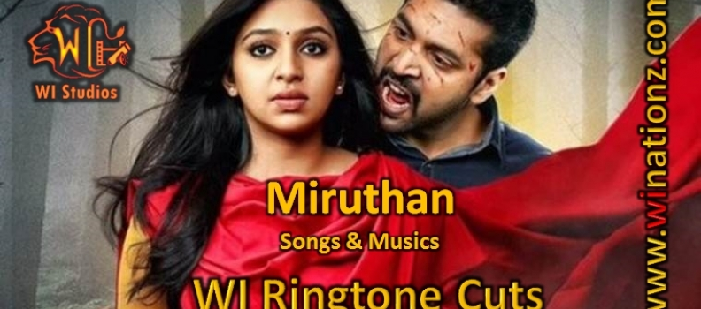 Miruthan Songs & Theme Musics Ringtone Cuts
