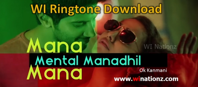 Mental Manadhil – Ok Kanmani Song Ringtone Cuts