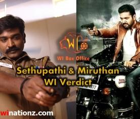 Miruthan & Sethupathi – WI Verdict