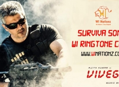 Surviva – Vivegam Song Ringtone Cuts
