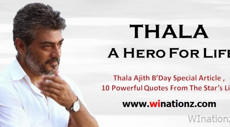 Thala – A Hero for Life