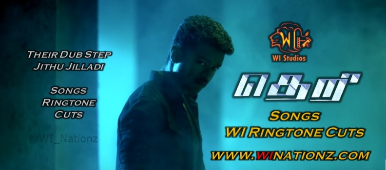 Theri Songs & Theme Ringtone Cuts