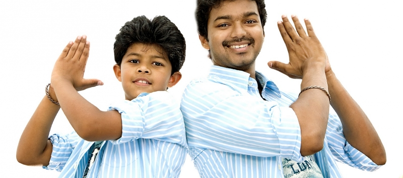 Vijay to be a Dad again!