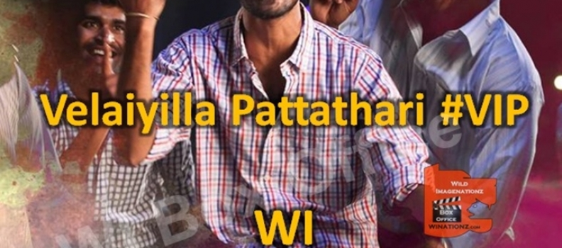 Velai Illa Pattathari – WI Review and Rating