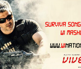 Vivegam Surviva Song Teaser – WI Mashup