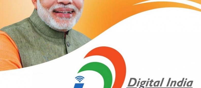 Digital India – Narendra Modi
